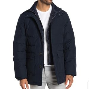 NWT Jack Victor Jesse Quilted Puffer Winter jacket